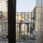 balcony Verga studio in Catania