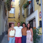 bed and breakfast in Catania Sicily friends