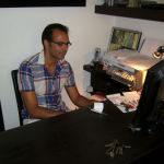 working at the B&b Catania Globetrotter