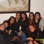 party girls at B&B Catania Globetrotter