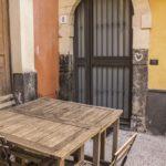 etna room Catania entrance