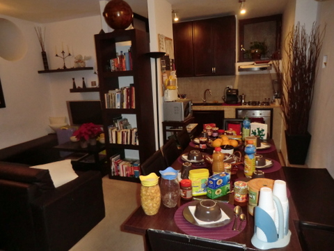 breakfast B&B Catania Globetrotter
