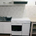 kitchen low cost apartment Catania