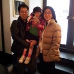 chinese B&B Catania guests