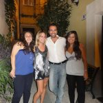 old Globetrotter's B&B Catania staff