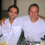 spanish best friend visiting in B&B Catania
