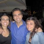 celebrating at the B&b Catania