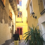 entrance bed and breakfast in Catania
