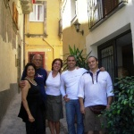 bed and breakfast in Catania Sicily australian friend