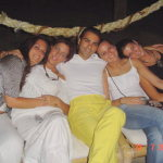 summer party Catania Sicily