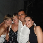 B&B Sicily guests from Hungary