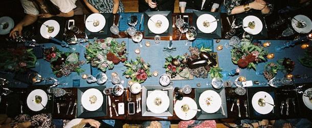 Una cena a casa con amici: gli home restaurant