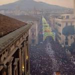 Праздник Святой Агаты в Катании на Сицилии