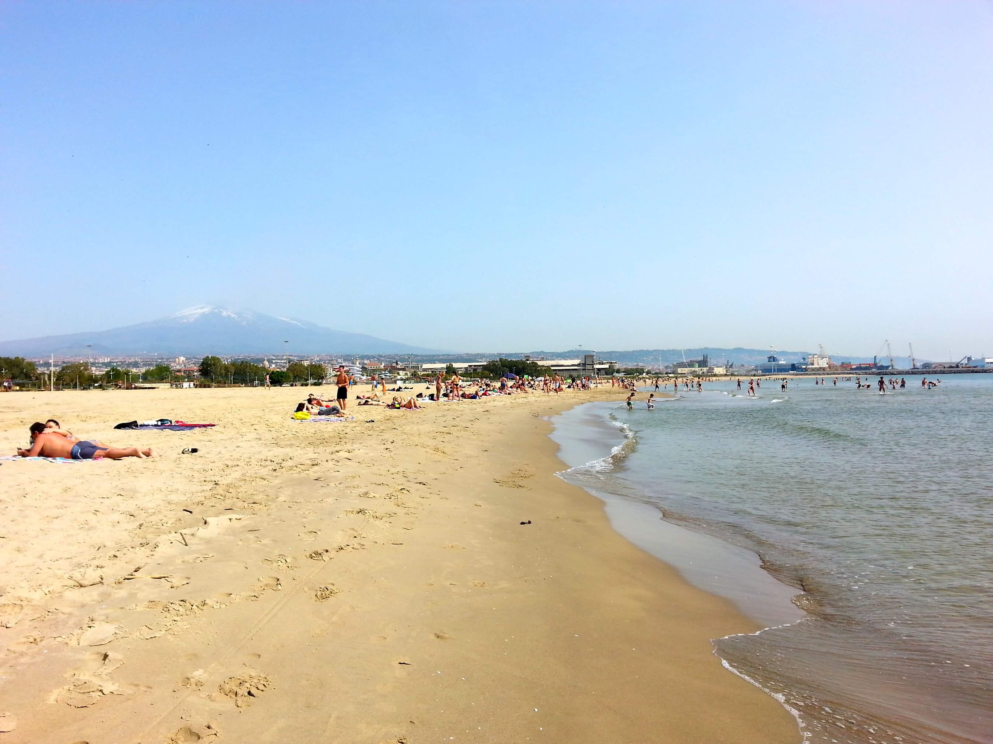 Catania_la_playa