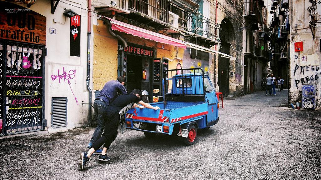 excellent transport Sicily